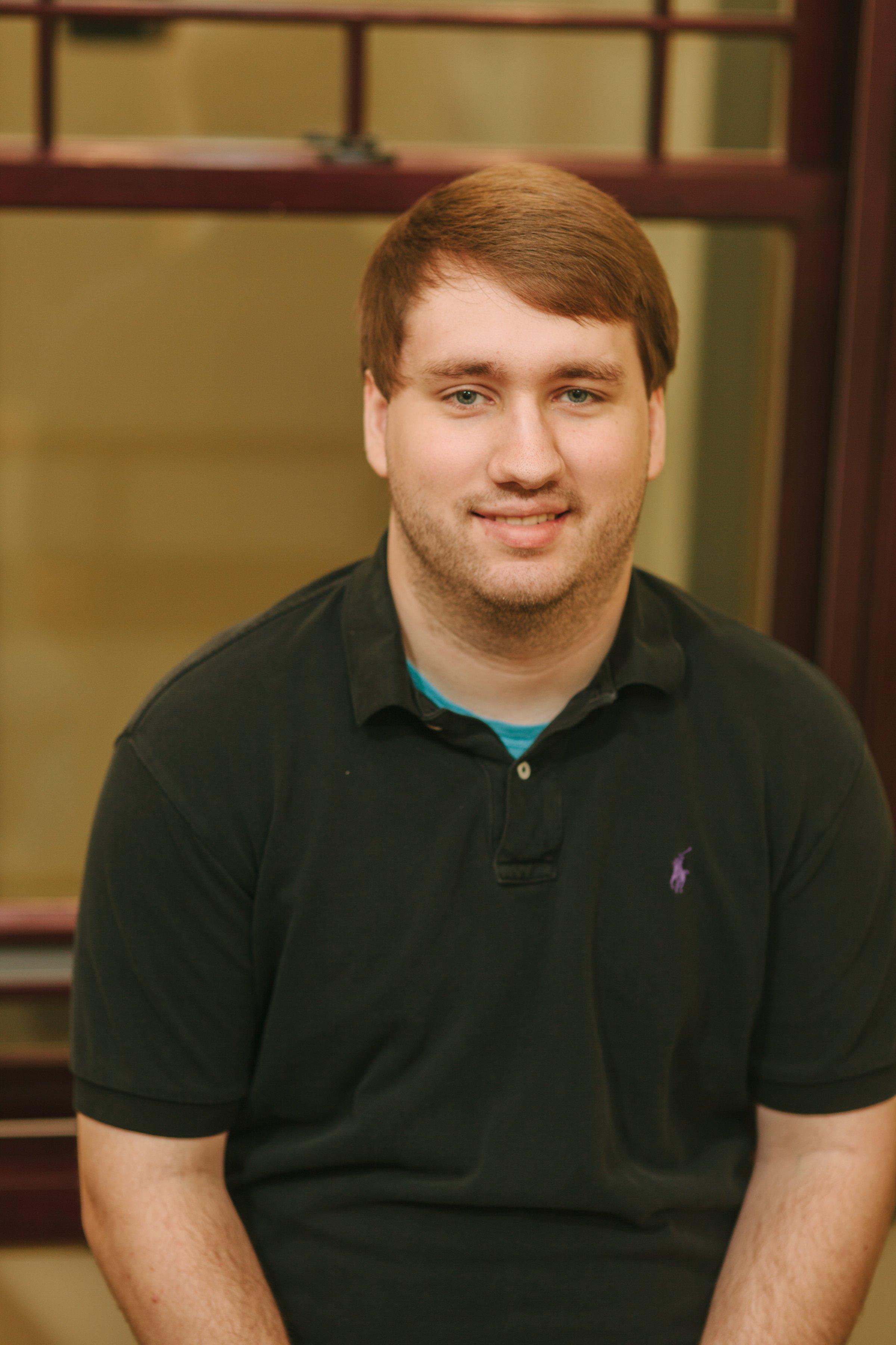 James Frantz | Operations Assistant & IT Specialist