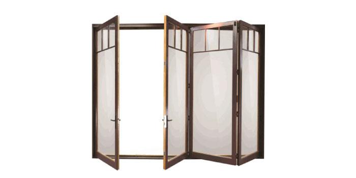 Bi-Fold Patio Doors