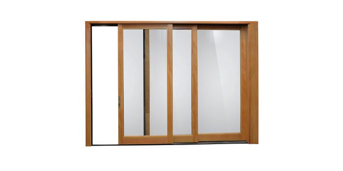 Multi-Slide Patio Doors